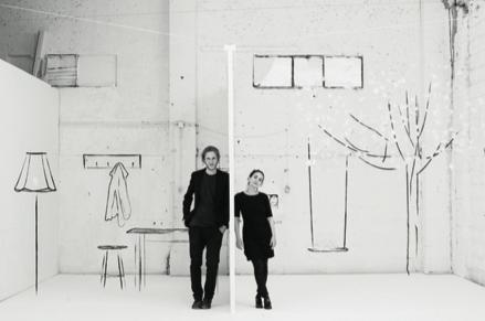 Andrea Mancuso and Emilia Serra