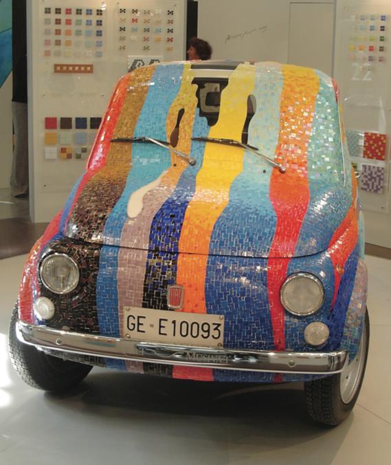 Fiat by Aquae Musivae