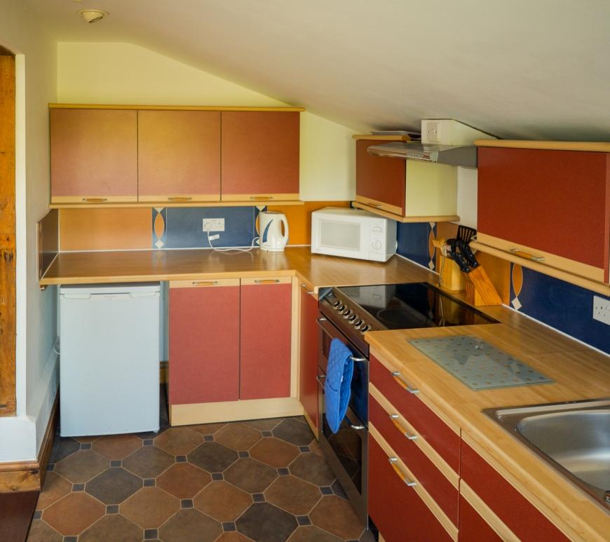 Little Dodges kitchen