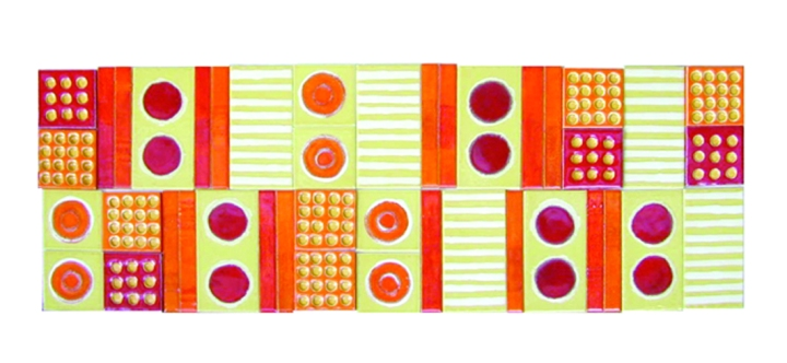 Lubna Chowdhary tile designs