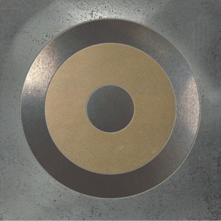 Steelwork by Ceramica Fioranese