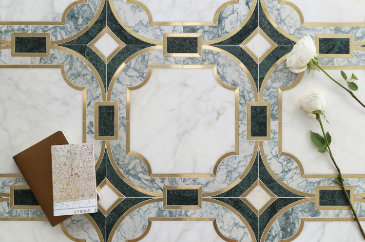 Odyssée Collection by Mosaïque Surface