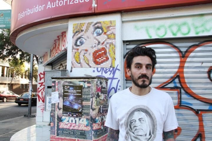 Jorge Campos a.k.a. Pixel