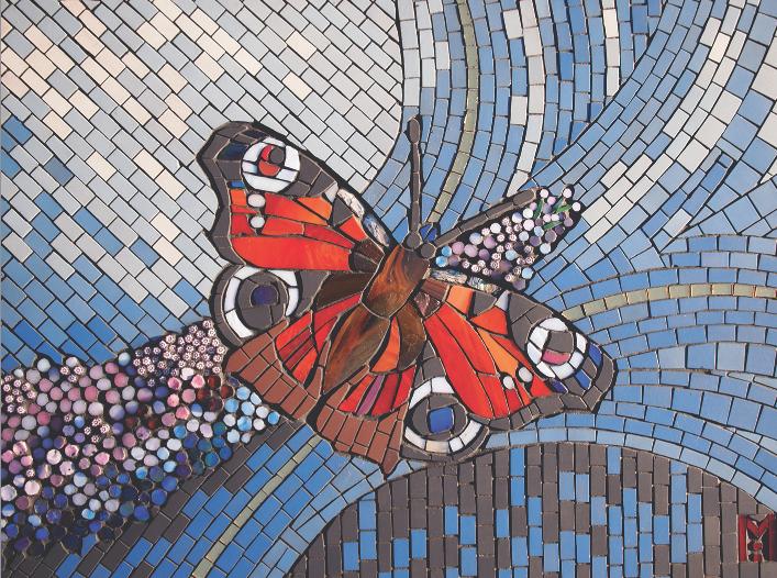 Mosaic by Melanie Watts