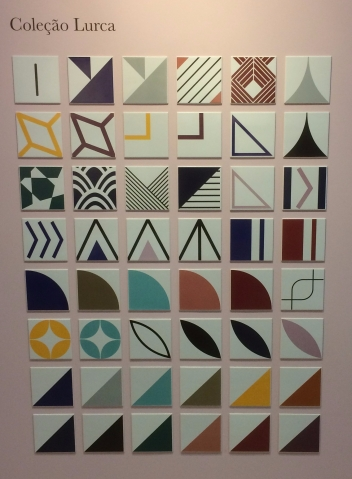 Lurca tile ranges