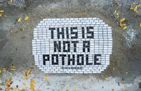 Bachor, One-offs, THIS IS NOT A POTHOLE anymore (mostly gone) 2015