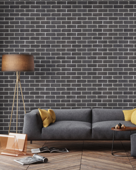 Royal Thin Brick living room
