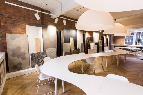 3. Marazzi Flagship Showroom London_first floor