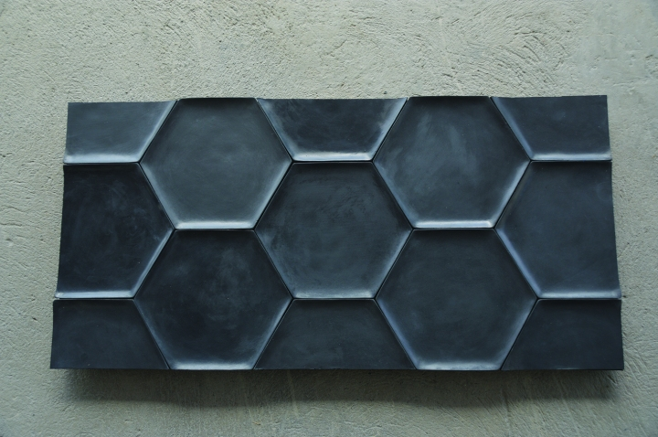 Concave Hex by Agauyo