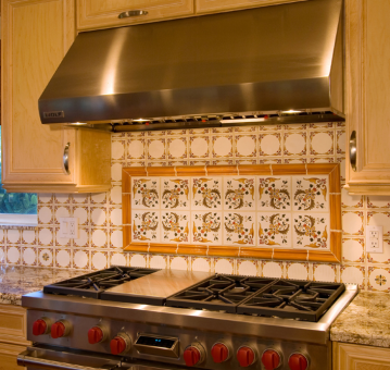 Mizner Backsplash