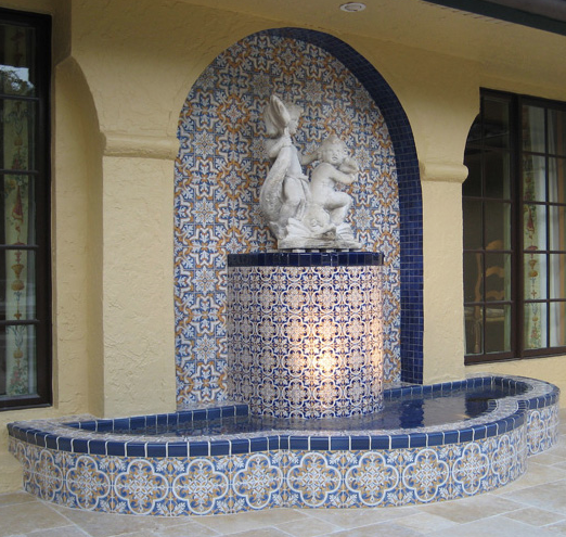 Fountain by Mizner Industries