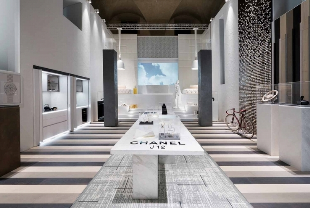Marie Claire Maison White Luxury by Studio Marco Piva