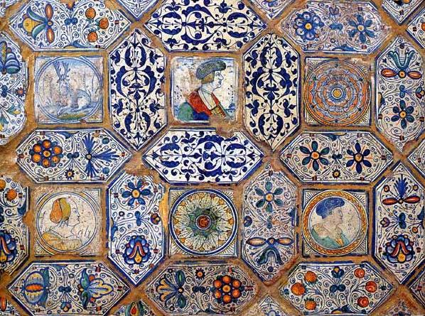 Almaviva Renaissance tiles