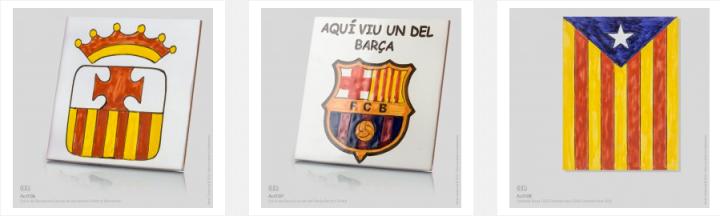 Catalonian tiles by BenSu.