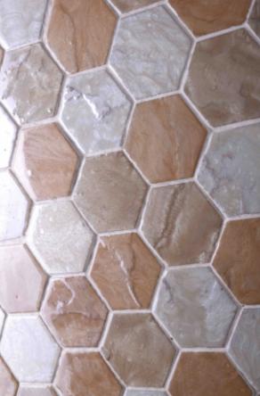Hexagon Blend 003