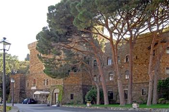 Grand Hotel dei Castelli, Sestri Levante, Italy