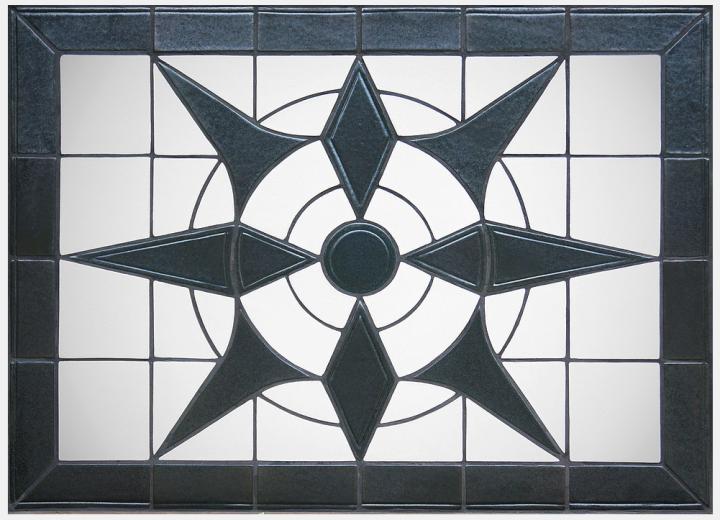 Compass panel