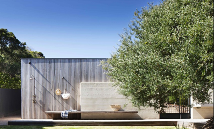 The Layer House, Victoria, by Robson Rak