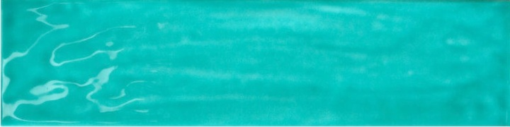 Mandarin's Paintbox Turquoise Gloss in 400 by 100mm