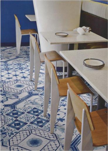Palladio Blue Mix Decorative