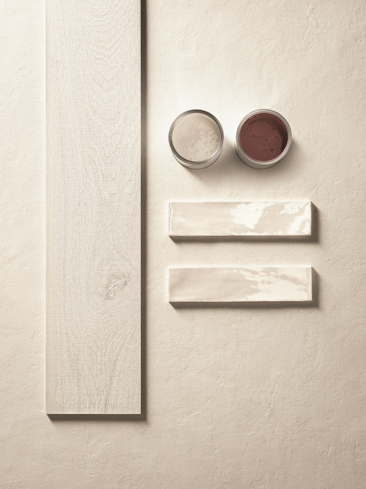 Crossroad White Moodboard by ABK and Oikos