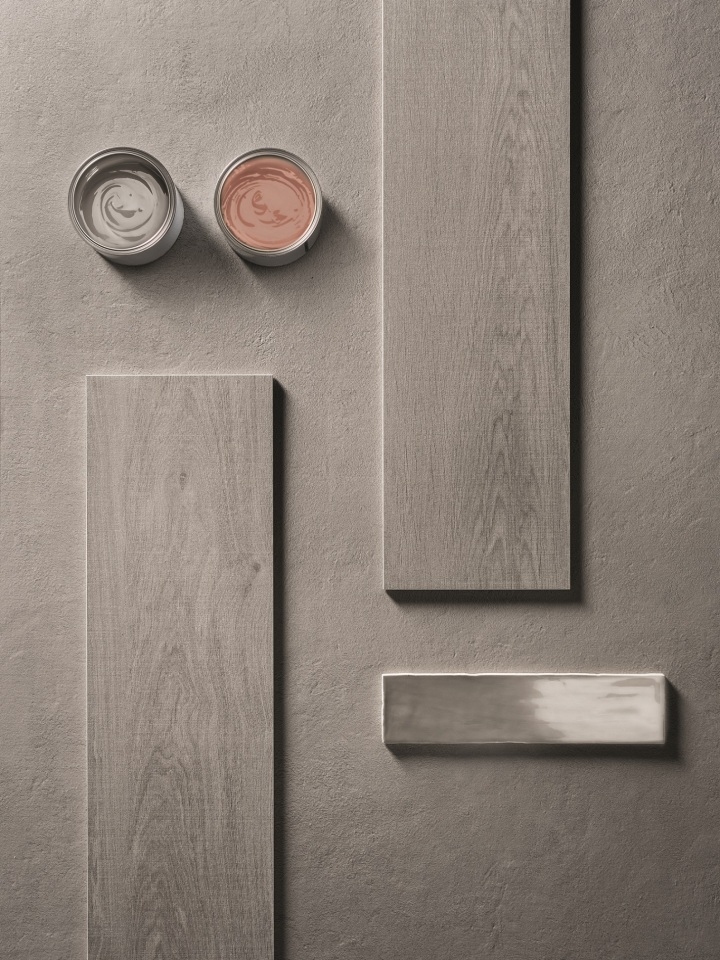 Crossroad Grey Moodboard by ABK and Oikos
