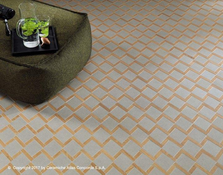 Nid Mosaico Domino by Albas Concorde