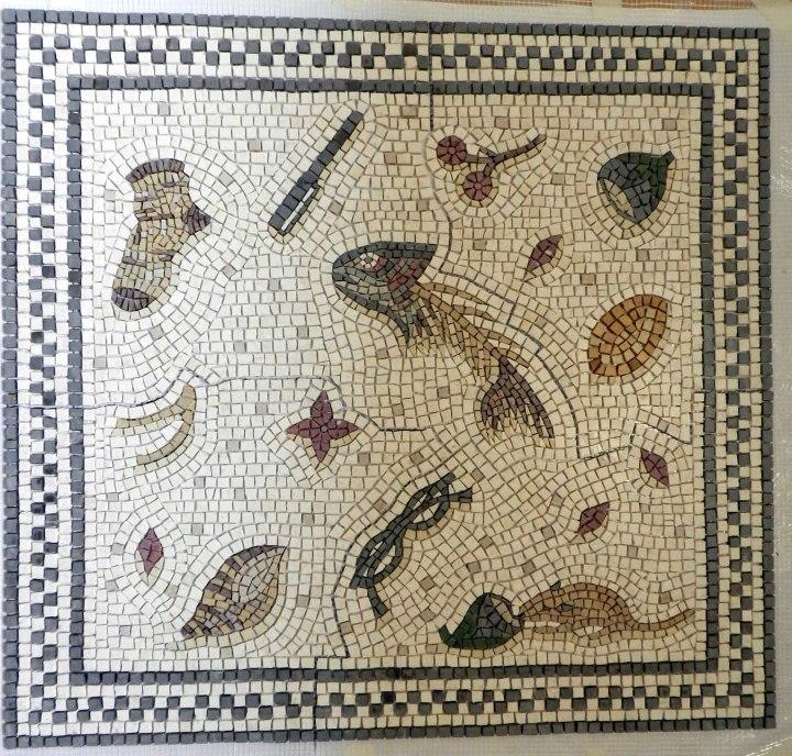 Unswept Floor by Helen Miles