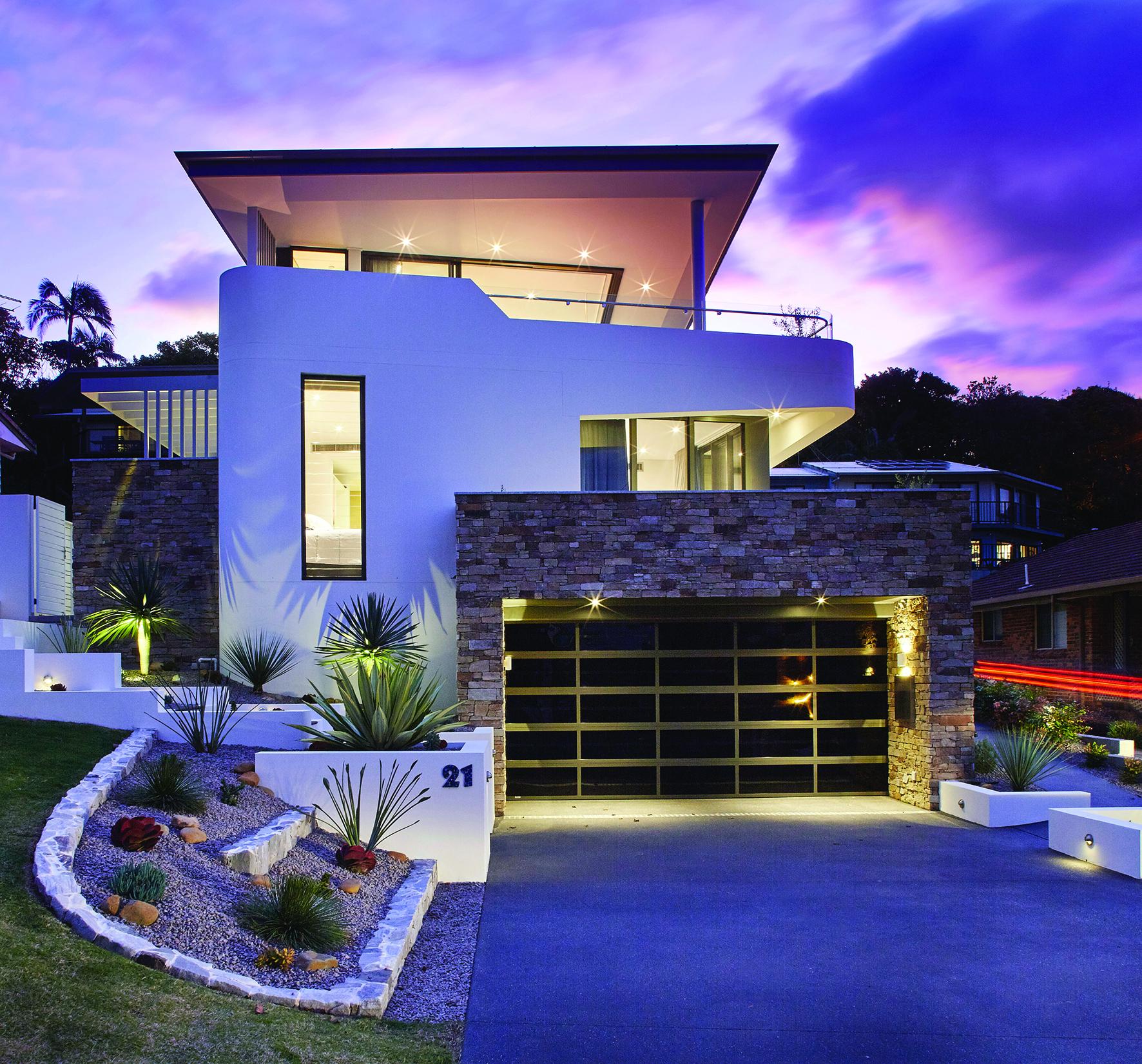 Wavefront Townhouses, Lennox Head, NSW, Australia