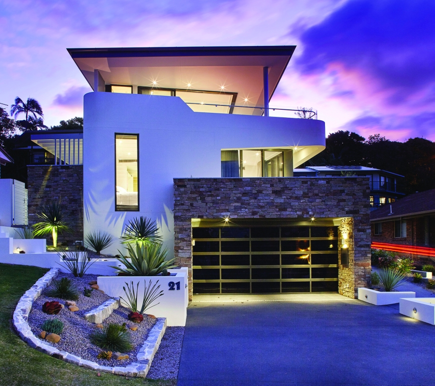 Wavefront Townhouses, Lennox Head, NSW, Australia