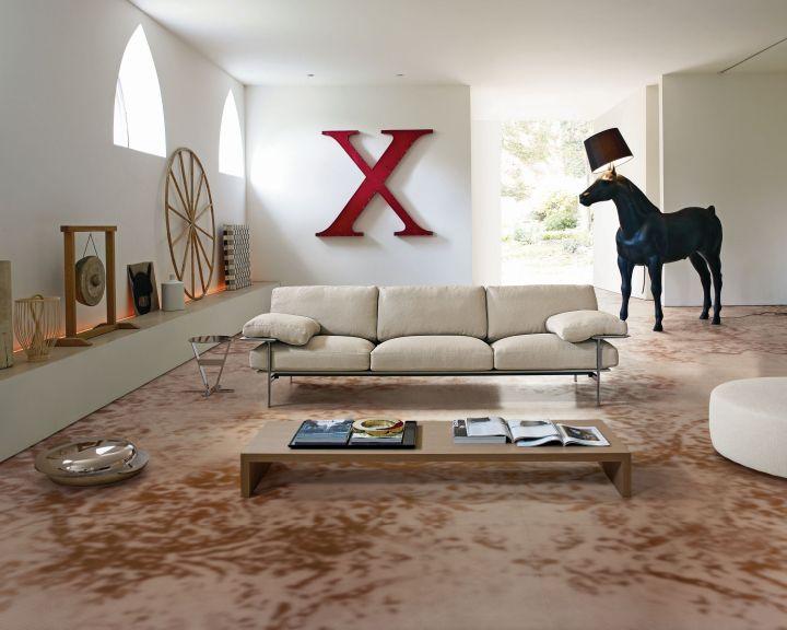 Grand Carpet designed by Citterio-Viel for Marazzi