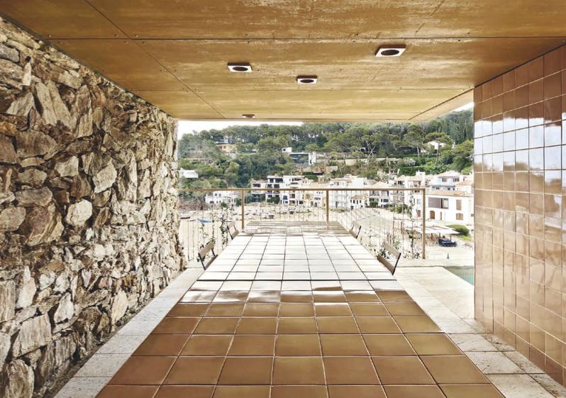 Casa Andamio by Bosch Capdeferro Arquitectos