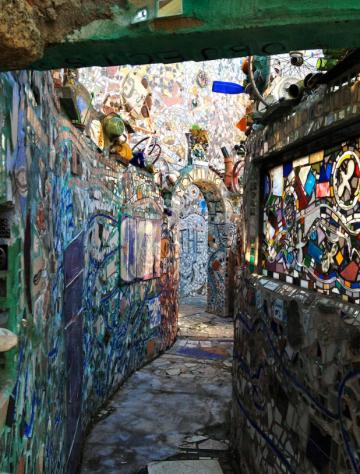 Zagar mosaic 003