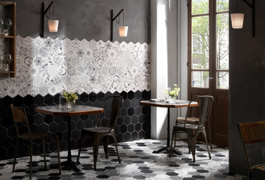 The Gramercy range by Nemo Tile