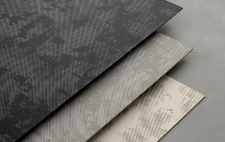 Cover range by Patrica Urquiola for Mutina: Nube Black, Nube Grey, Nube White.