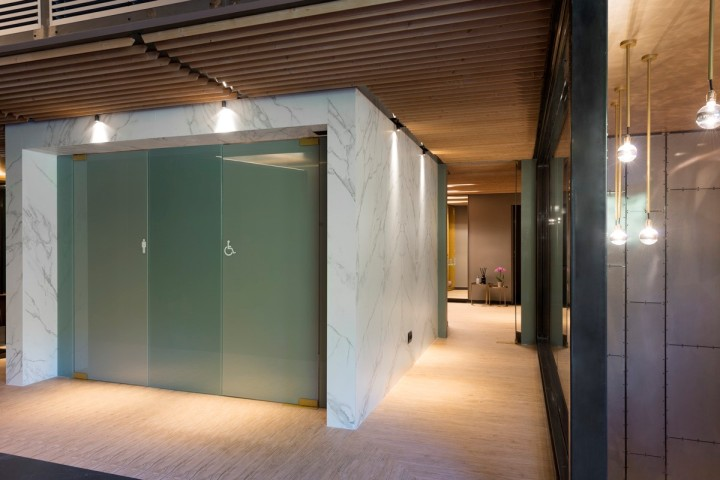 Il Lusso Della Semplicita: Floor; Neolith La Bohème, Wall cladding; Neolith Calacatta
