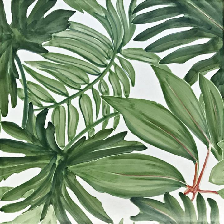 Verde Verticale by Ceramica Francesco De Maio