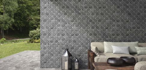 Scale Slate Black and Coda Grey by Realonda.