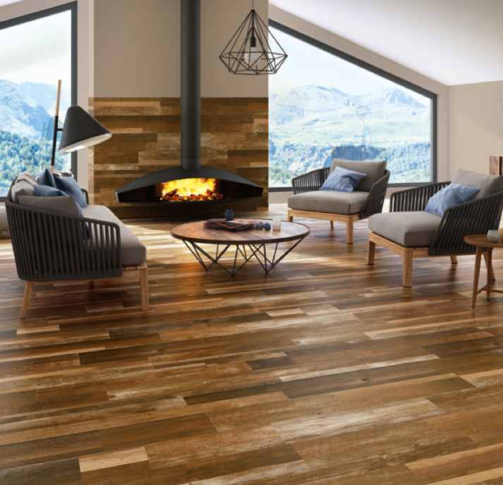 Batan Brown by STN Ceramica