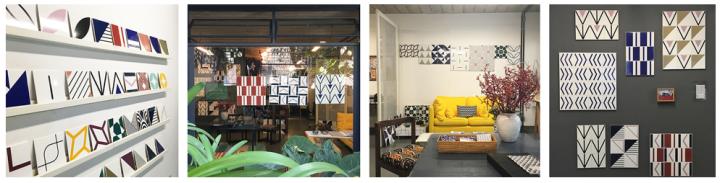 Lurca's Sao Paulo showroom