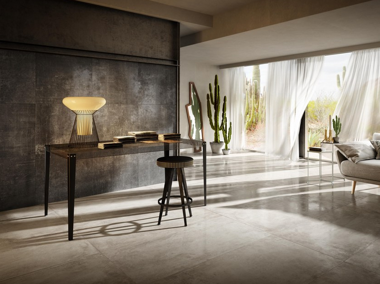 Grunge Concrete by Diesel Living and Iris Ceramica