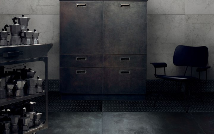 Stage by Diesel Living and Iris Ceramica