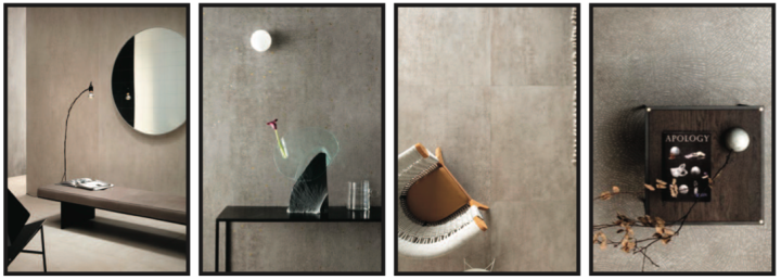 Concreto by Fabio Novembre for Lea Ceramiche
