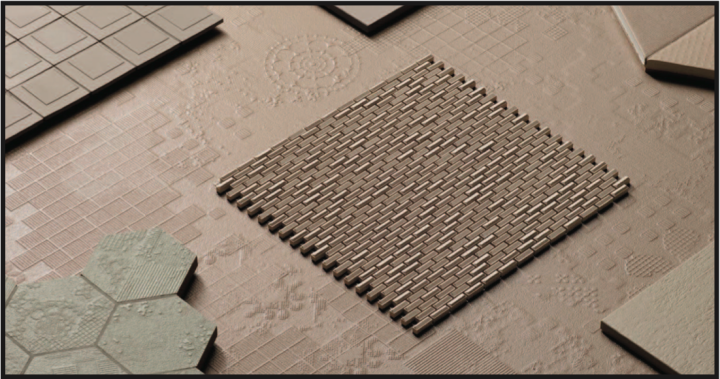Tiles by Mutina
