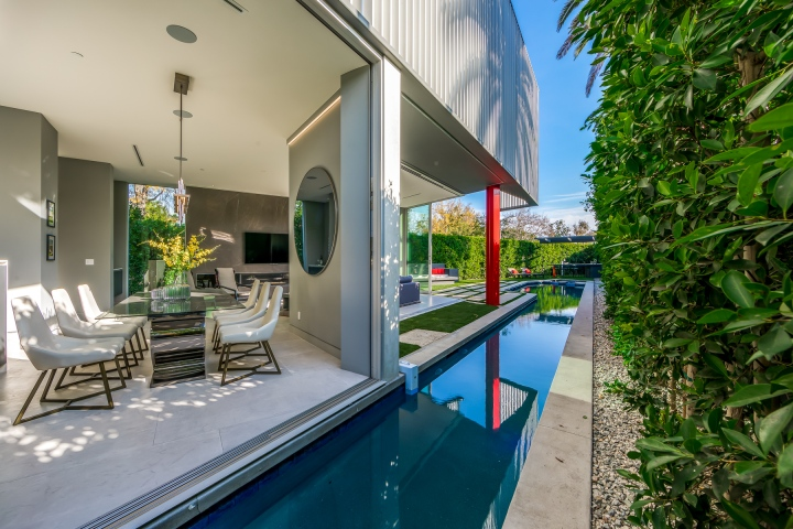 DI Group project at Norwich in West Hollywood, California