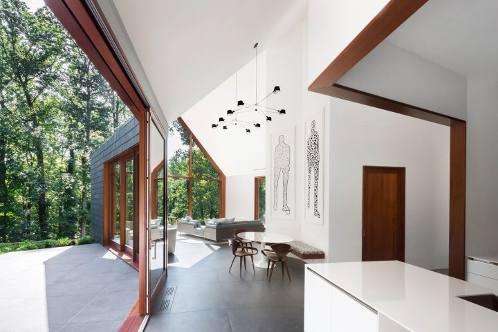 ZigerSnead Architects_Baltimore Slate House_Jennifer Hughes Photography & Adam Rouse Photography_3