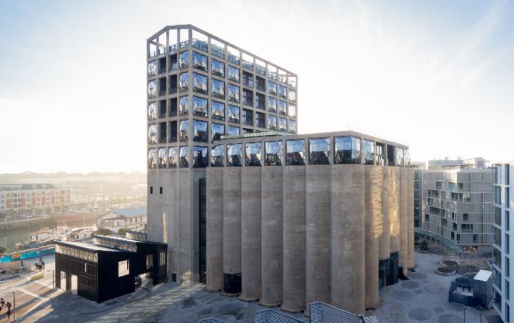 Heatherwick Studio's Zeitz MOCAA (Museum of Contemporary African Art) project