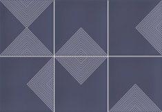 Hanami Meguro Indigo from Vives (230x335mm)