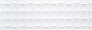 Millenium Quilt Blanco Brillo from Keraben (300x900mm)