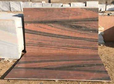 Raymond Pink Marble for use as flooring with a polished finish